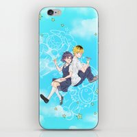 Maybe We Can Be Friends iPhone & iPod Skin