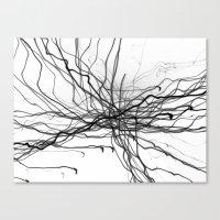 Electricity / 2006 Canvas Print