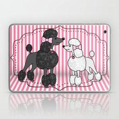 Pretty Poodles Laptop & iPad Skin
