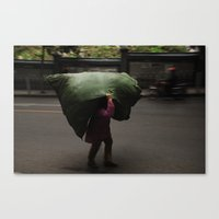 Heavy Duty  Canvas Print