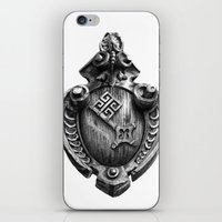 Key Of Bremen iPhone & iPod Skin