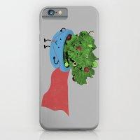 Super Salad iPhone 6 Slim Case