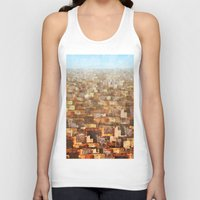 Mexico City Unisex Tank Top