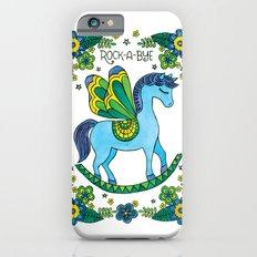 Rock-A-Bye (Blue) iPhone 6s Slim Case