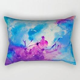 Rectangular Pillow - Emanate - DuckyB