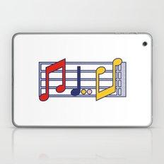 Pop Music Laptop & iPad Skin