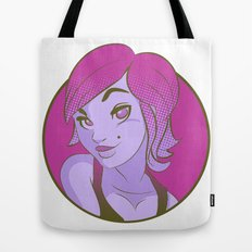 THAT DARN GIRL Tote Bag