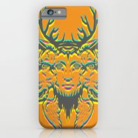 iPhone & iPod Case featuring GOD II by Mario Sayavedra