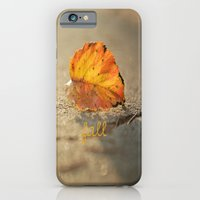 iPhone & iPod Case featuring Fall by Maite Pons