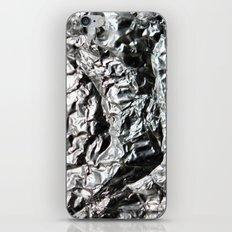 Tin Foil iPhone & iPod Skin
