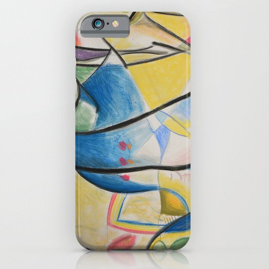 Figure Dance iPhone & iPod Case