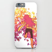 iPhone & iPod Case featuring Autumn Queen by Tella