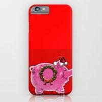 HAPPY HOG iPhone 6 Slim Case