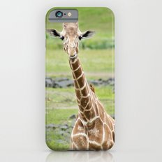 Smiling Giraffe iPhone 6s Slim Case