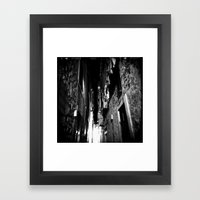 Midnight in Dubrovnik 01 Framed Art Print