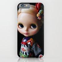 GEISHA BLYTHE DOLL KENNER iPhone 6 Slim Case