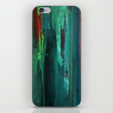Gravity Painting No.1 iPhone & iPod Skin