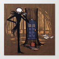What's This? What's This… Canvas Print