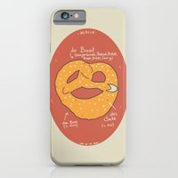 iPhone & iPod Case featuring Die Brezel by LostInMyMind