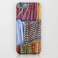 Color threads iPhone 6 Slim Case
