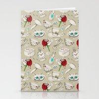 Wear To Wonderland - Neu… Stationery Cards