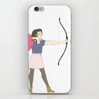 Shoot Straight iPhone & iPod Skin