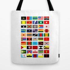 SH as flags Tote Bag
