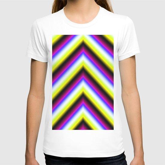 Chevron 3 T-shirt