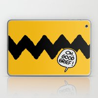 CHARLIE CHEVRON Laptop & iPad Skin