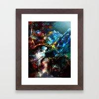 Orontes Framed Art Print
