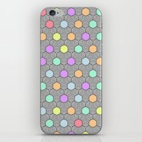 Careless Woman Pattern V1 iPhone & iPod Skin