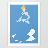 Cinderella - Cinderella Art Print