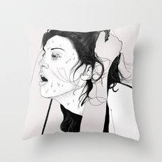 Ride Throw Pillow