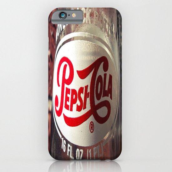 Pepsi-Cola Americana iPhone & iPod Case