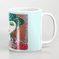 LADY MATISSE IN TEEN YEA… Mug