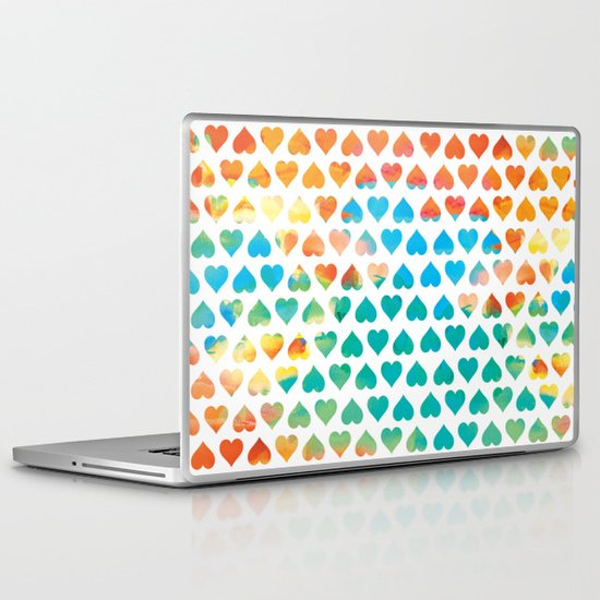 Lovely Day Laptop & iPad Skin