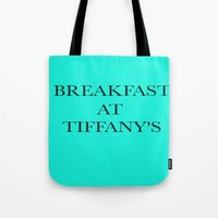 Breakfast At.. Tote Bag