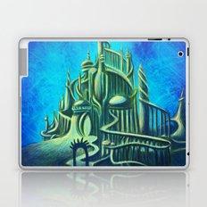 Mysterious Fathoms Below Laptop & iPad Skin