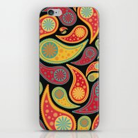 Bohemian Paisley  iPhone & iPod Skin
