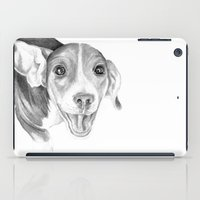 A Story To Tell :: A Beagle Puppy iPad Case