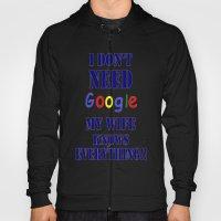 Google  Hoody