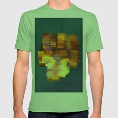 The Cyberiad Mens Fitted Tee Grass SMALL