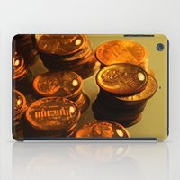 A Penny For Your Thoughts. iPad Case