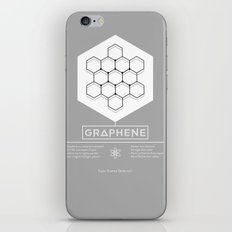 Graphene: Super Science Series No.1  iPhone & iPod Skin