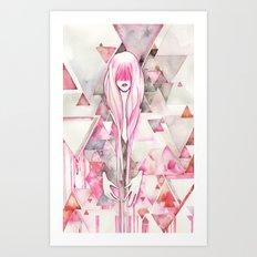 Lighter Than Art Print
