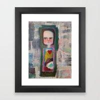 Pax Framed Art Print