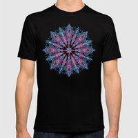 Escapism  Mens Fitted Tee Black SMALL