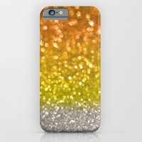 Candy Corn Bokeh iPhone 6 Slim Case