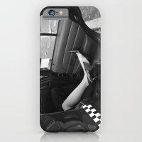 Taxi Cab Confessions iPhone 6 Slim Case