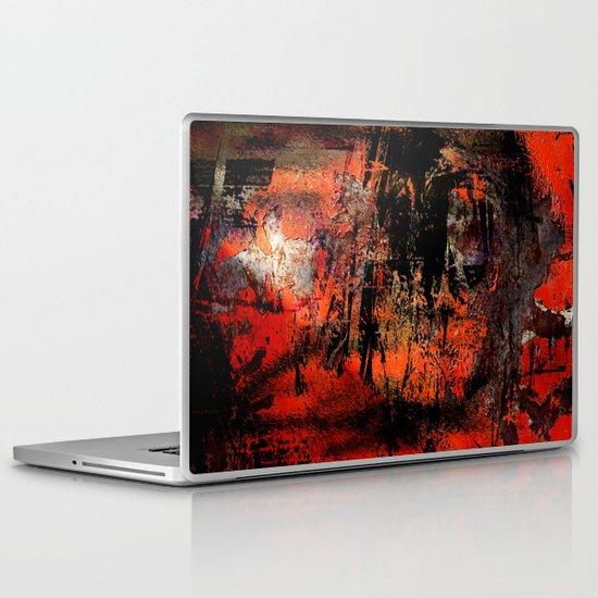 My Red Instinct Laptop & iPad Skin